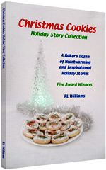 Christmas Cookies Holiday Story Collection Book