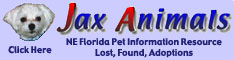 Jax Animals . com Website